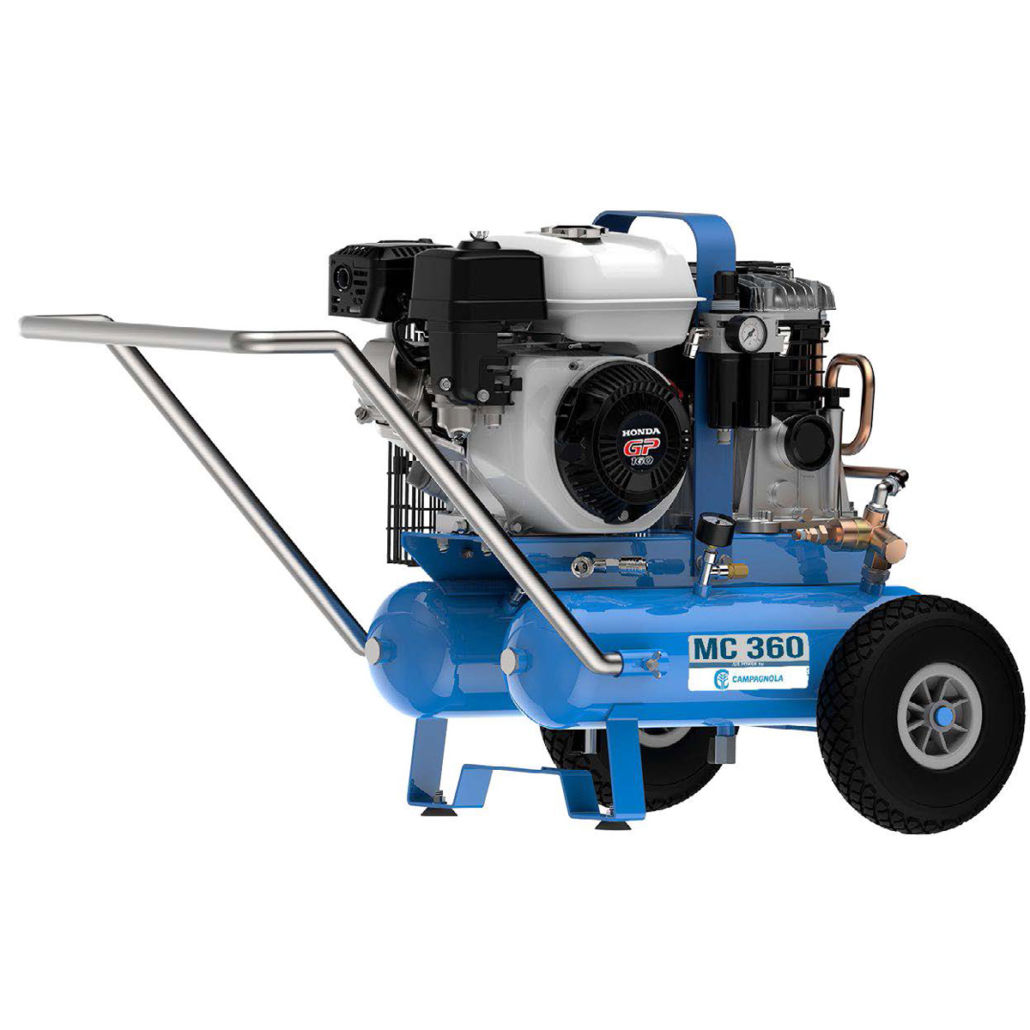 Campagnola_MC360_air_compressor
